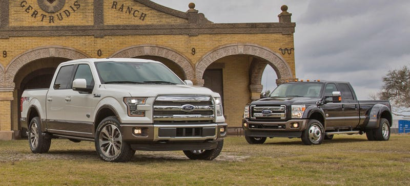 Illustration for article titled Why The Aluminum 2015 Ford F-150 Is Having A Disappointing Year