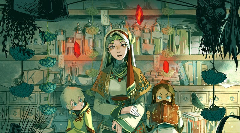 Illustration for article titled There Are Always Rupees In The Kitchen
