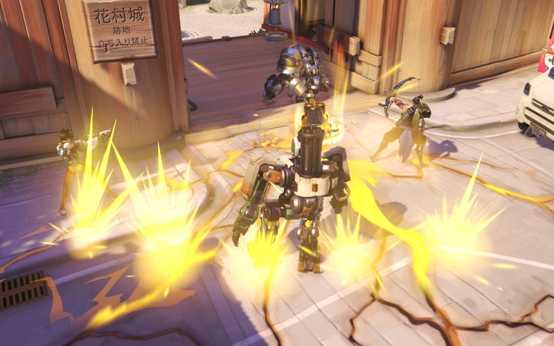 Overwatch Cheaters To Get Booted From The Game With No XP