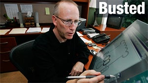 Illustration for article titled Dilbert Creator Pretends to Be His Own Biggest Fan on Message Boards