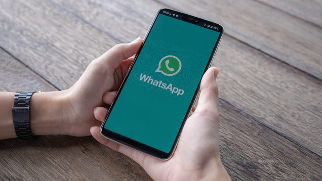 You Really Shouldn't Use WhatsApp Mods