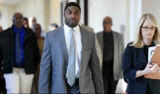 Illustration for article titled Lawyers Move for Mistrial in Vanderbilt Rape Case, Say Juror Was Raped