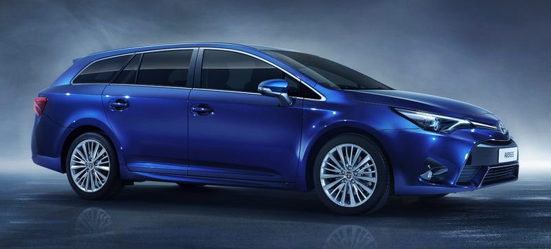 Illustration for article titled This Wagon Is The New Toyota Avensis