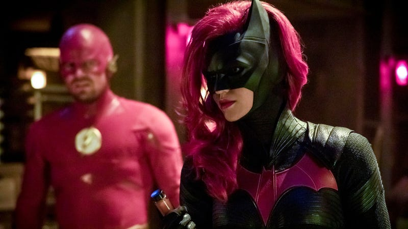Illustration for article titled The CW is moving forward with Ruby Rose's Batwoman spin-off pilot