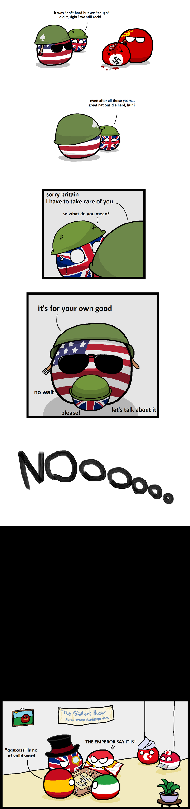 Illustration for article titled Daily Polandball: The Home
