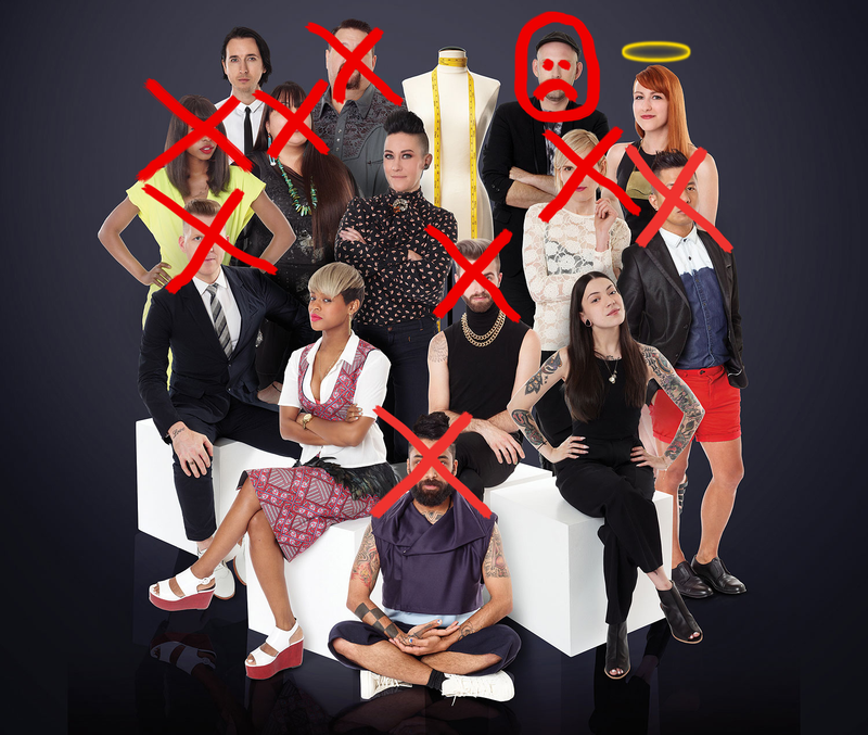 Illustration for article titled Project Runway : All Stars Season IV, Episode 12 Recap