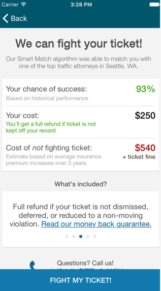 This App Helps You Fight Traffic Tickets From Home