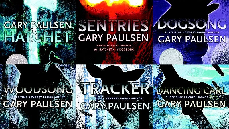 Illustration for article titled How Many Of These Gary Paulsen Novels Have You Read?