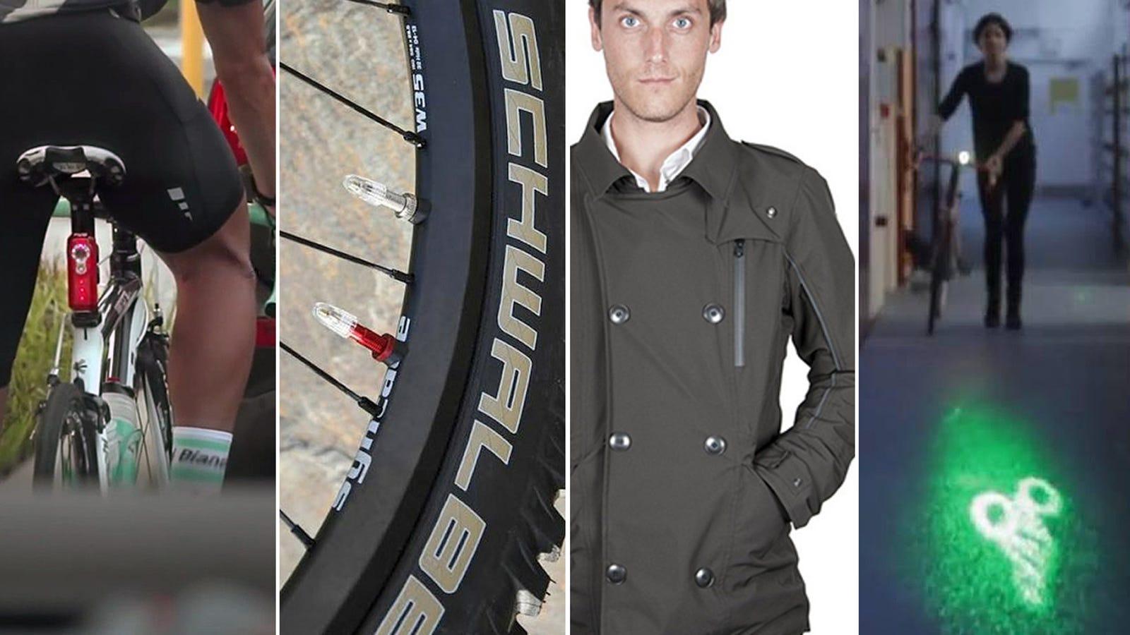 10 inventos para circular más cómodo y seguro en tu bicicleta