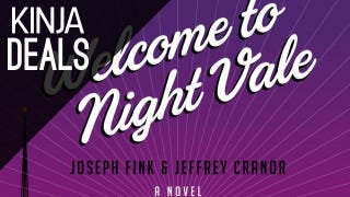Illustration for article titled Welcome the Night Vale Novel with Preorder Discounts