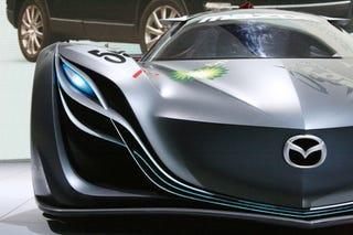 Illustration for article titled Detroit Auto Show: 2008 Mazda Furai Concept