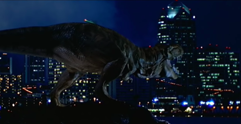 Illustration for article titled We regret to inform you that Jurassic World 3 won't unleash raptors on New York City