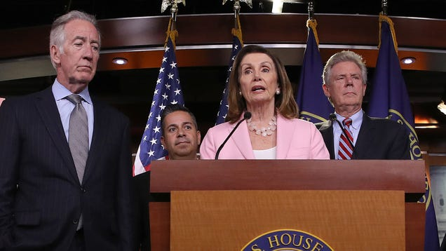 House Democrats Issue Condemnation Of Ukraine For Making It Harder To Avoid Impeaching Trump