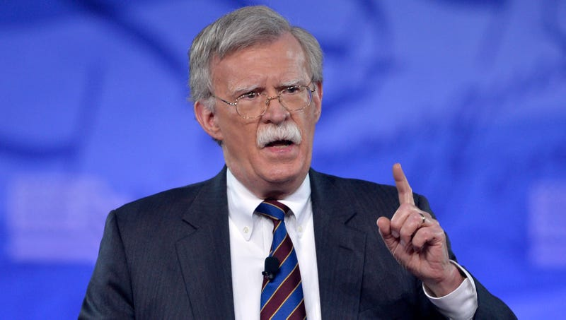 Illustration for article titled John Bolton Warns War With North Korea Won't Be Cakewalk Like Iraq