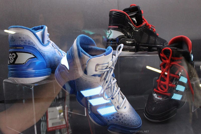 Illustration for article titled TRON: The Sneakers, The Rant