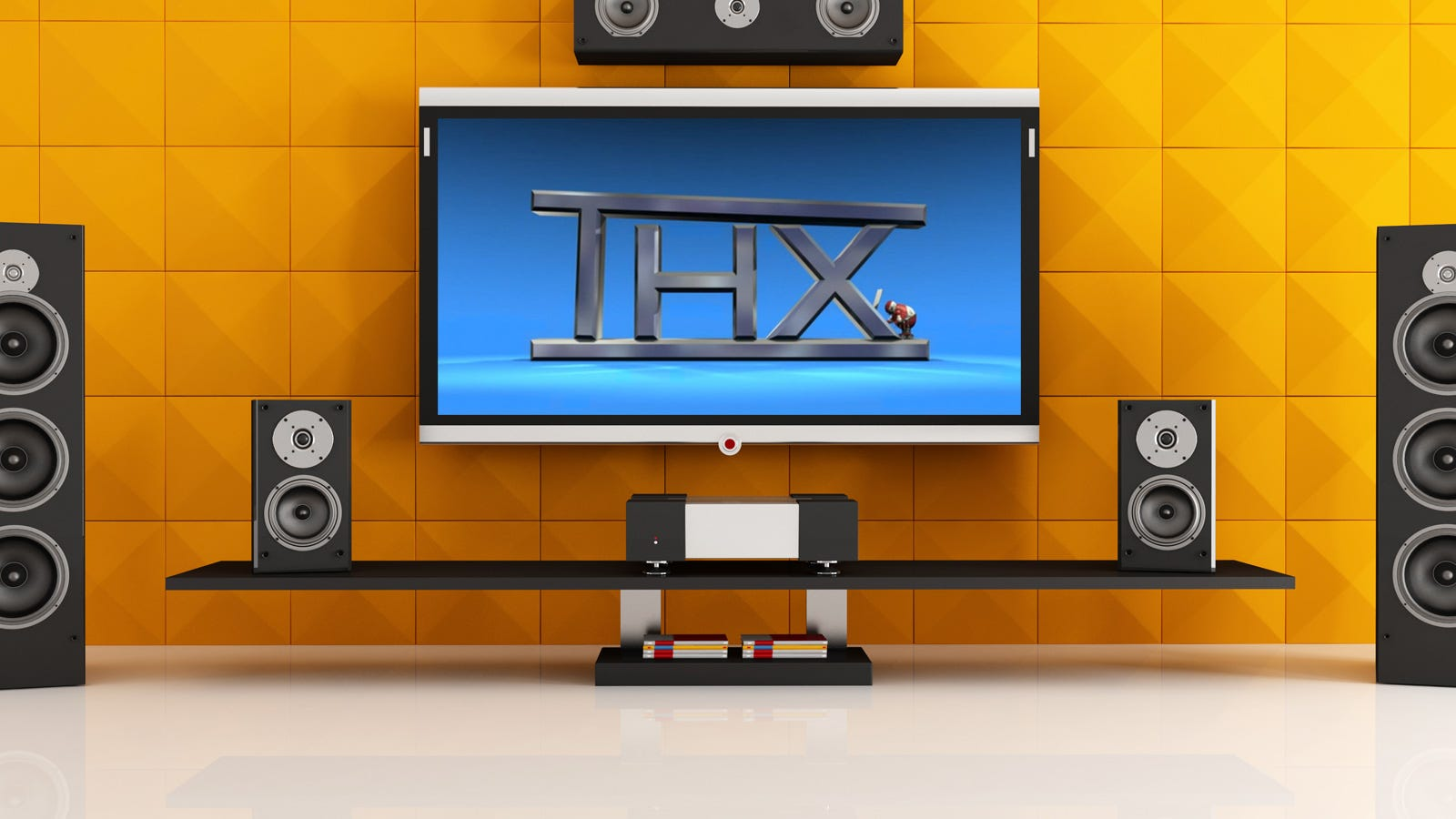 Set up your home theater like a thx master - Thx home cinema ...