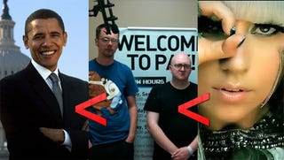 Illustration for article titled Time Readers: Penny Arcade Creators More Influential Than Obama, But Not Lady Gaga