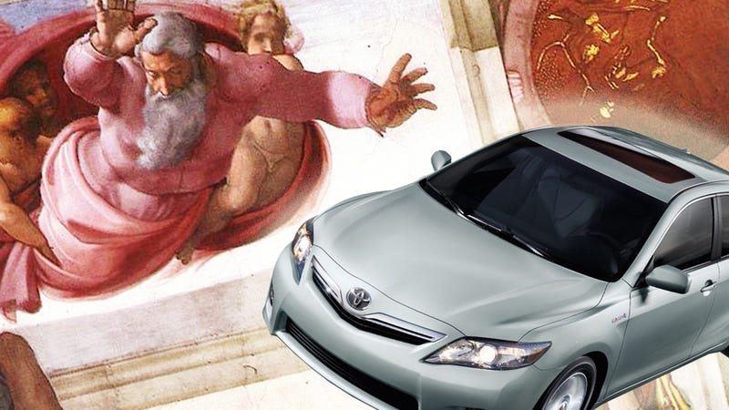 Illustration for article titled Unleashing The Holy Fury Of A Toyota Four Banger