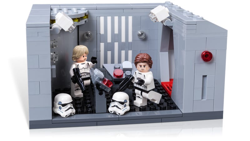Illustration for article titled It's Going to Be Insanely Hard to Get Lego's Special Star Wars Celebration Set