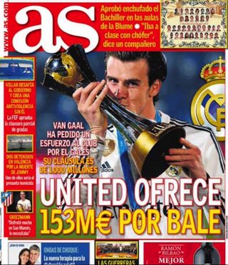 Illustration for article titled How Real Are These Rumors About Gareth Bale To Manchester United?