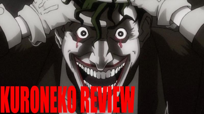 Illustration for article titled Kuroneko Review - The Killing Joke