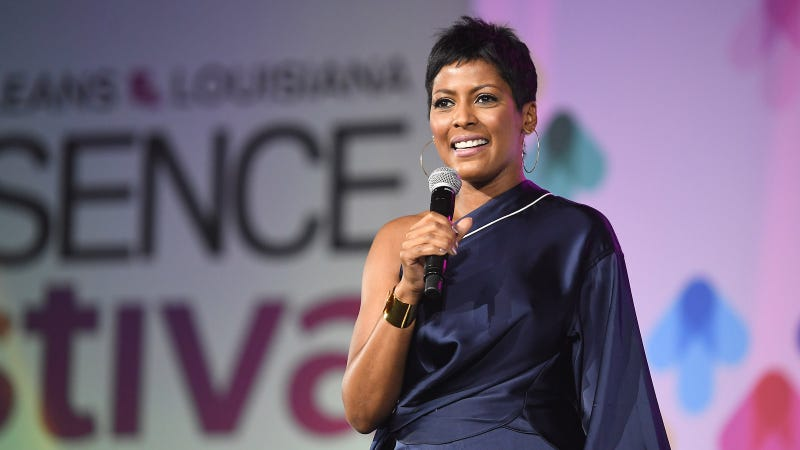 Illustration for article titled Tamron Hall Is in Development For Her Own Daytime Talk Show