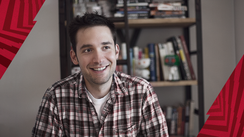 Illustration for article titled Reddit Founder Alexis Ohanian Is Here  To Answer Your Questions