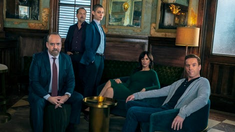 Billions accelerates through its story at warp speed in a game