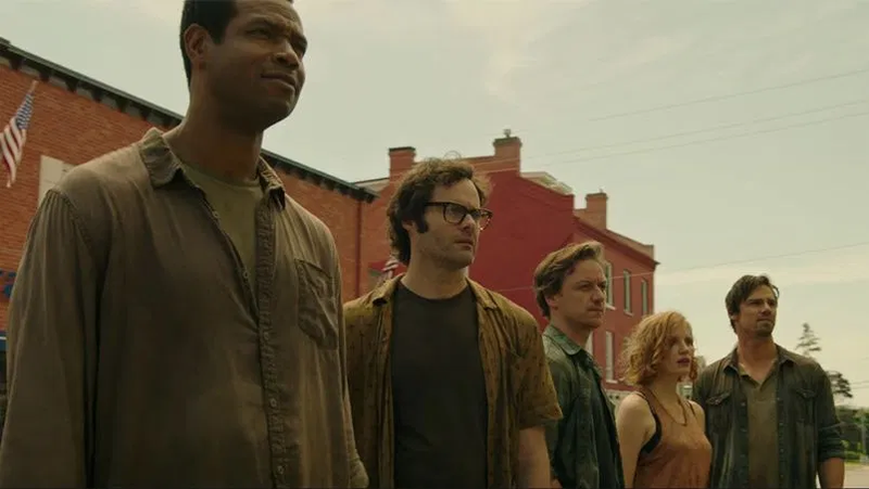 The Losers Club, all grown up.