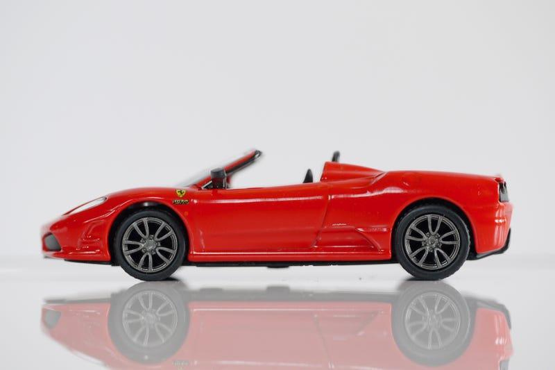 Kyosho Ferrari 8 164 59 Project Prancing Horse 59 2009