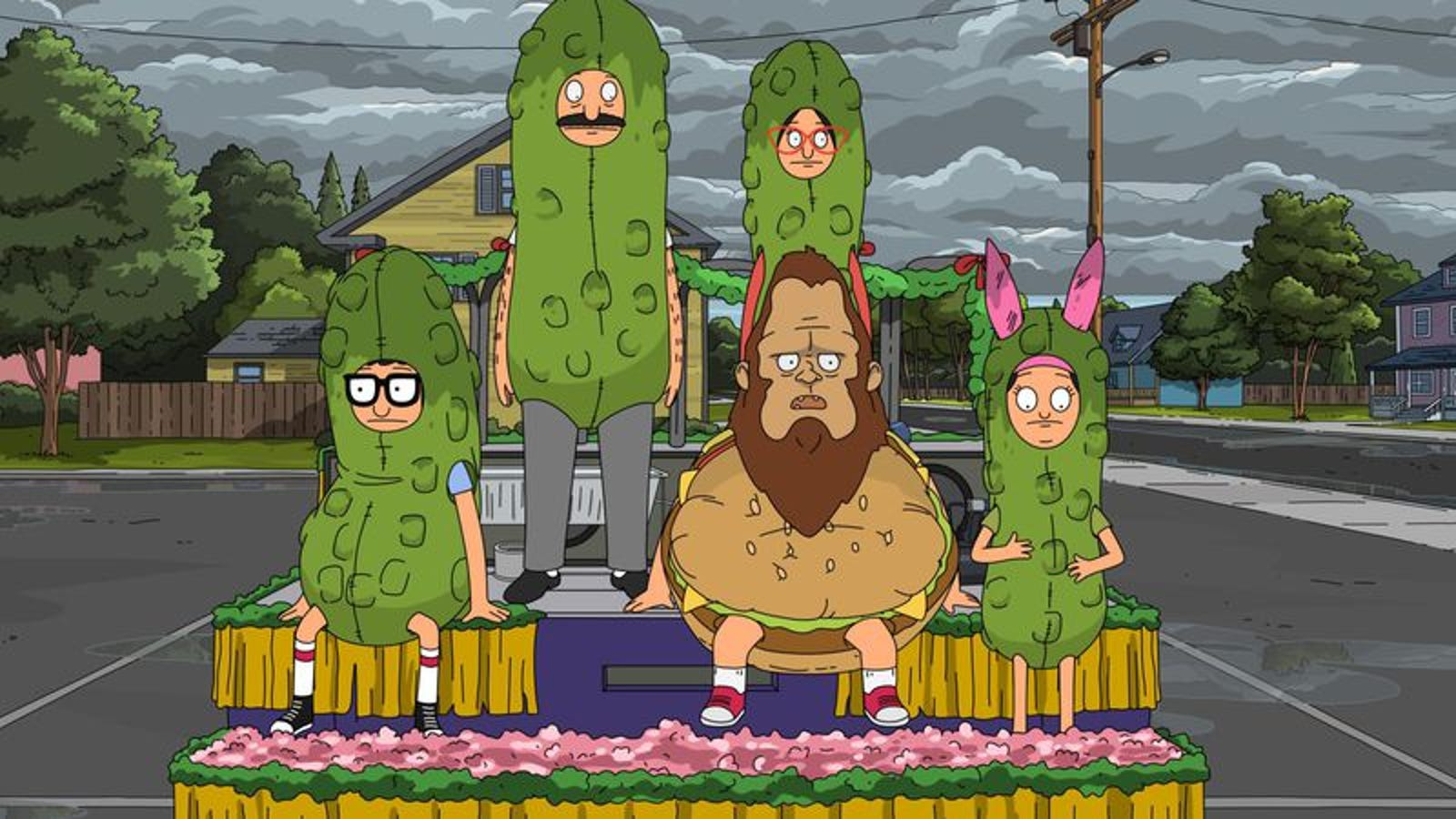 bob's burgers ends its season with a simple reminder of what makes