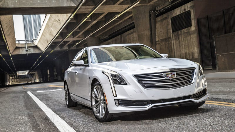 Illustration for article titled I Have Officially Been Told That My Theory About the Cadillac CT6-V Is Incorrect; How Is This Possible