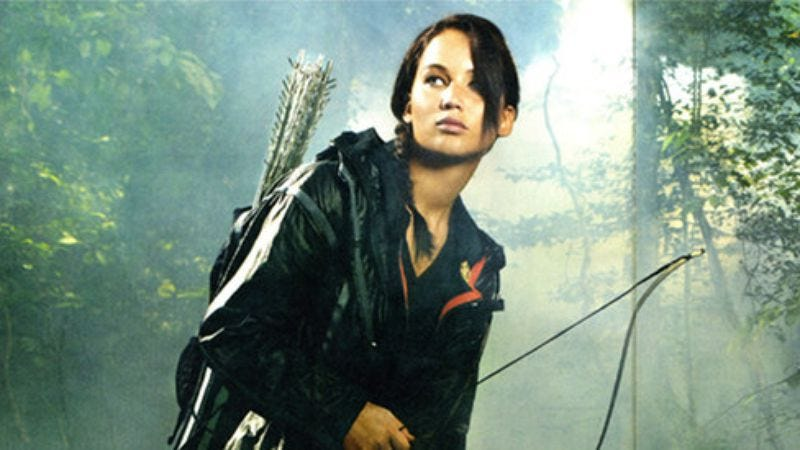 Illustration for article titled Lionsgate will stretch The Hunger Games trilogy out over four movies
