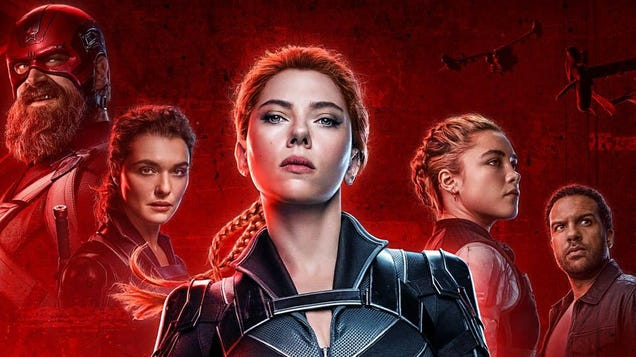 Black Widow, Eternals, and More Have Been Delayed (Again)