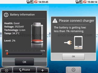 Illustration for article titled Fake Battery Android App Avoids Friends' Playtime Requests