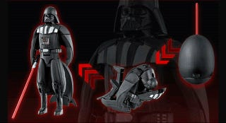 Illustration for article titled What Came First, the Chicken, Egg, or These Transforming Star Wars Toys?