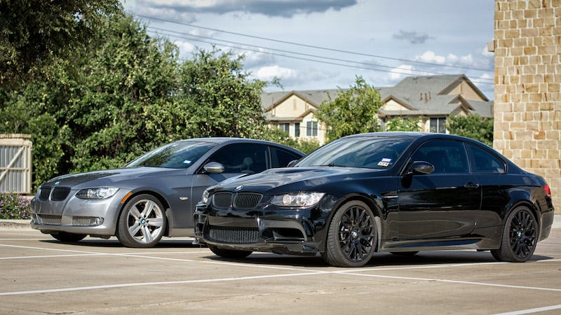 2008 M3 vs 2009 335i Should You Pay Almost Twice As Much For The