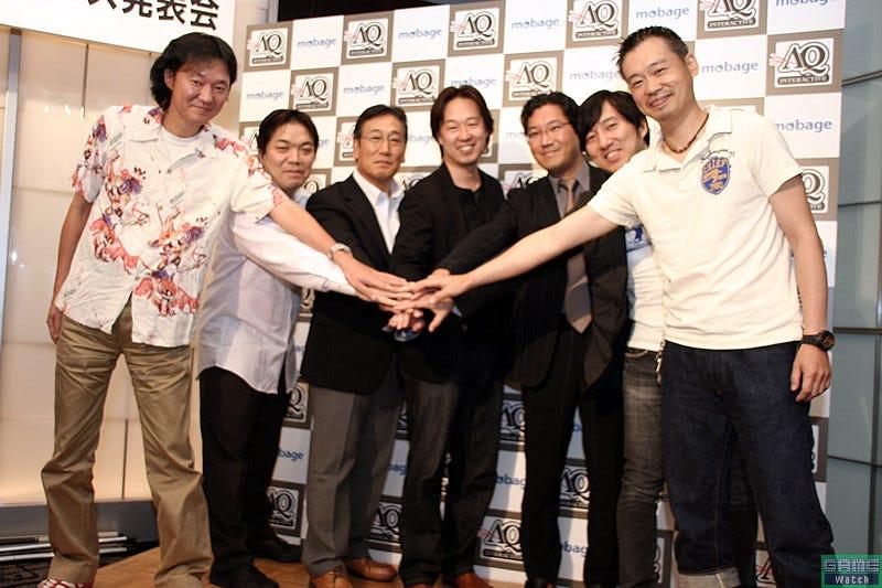 Illustration for article titled Japanese Super Creators Making Social Games