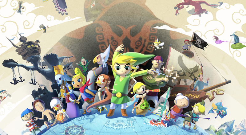 eb211f064a Illustration for article titled Wind Waker Speedrunners Finally Pull Off  Legendary 'Barrier