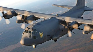 USAF Keeping Spare AC-130Us Gunships For Laser And 'Pain Ray' Tests