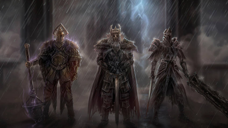 Illustration for article titled Dark Souls II Mod Mixes Up The Game