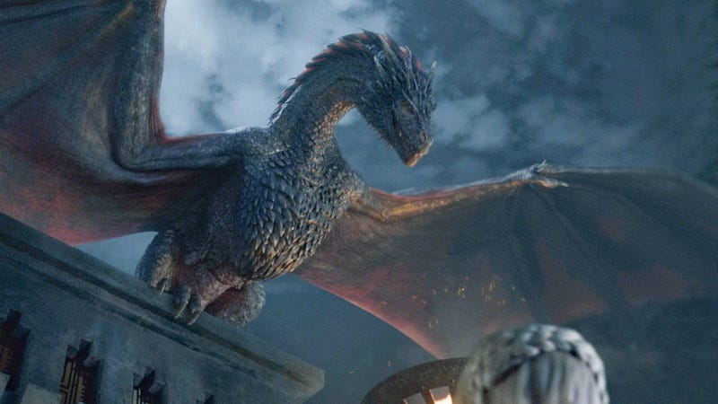 Illustration for article titled Someone wasn't careful with their dragons, and now HBO screeners are going digital