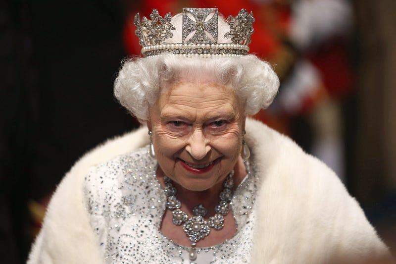 Queen Elizabeth II. WC