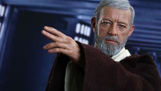 Illustration for article titled Hot Toys' Ben Kenobi Is An Elegant Figure For A More Civilised Age
