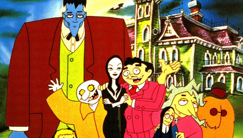 'Sausage Party' helmer to direct 'The Addams Family' animated movie