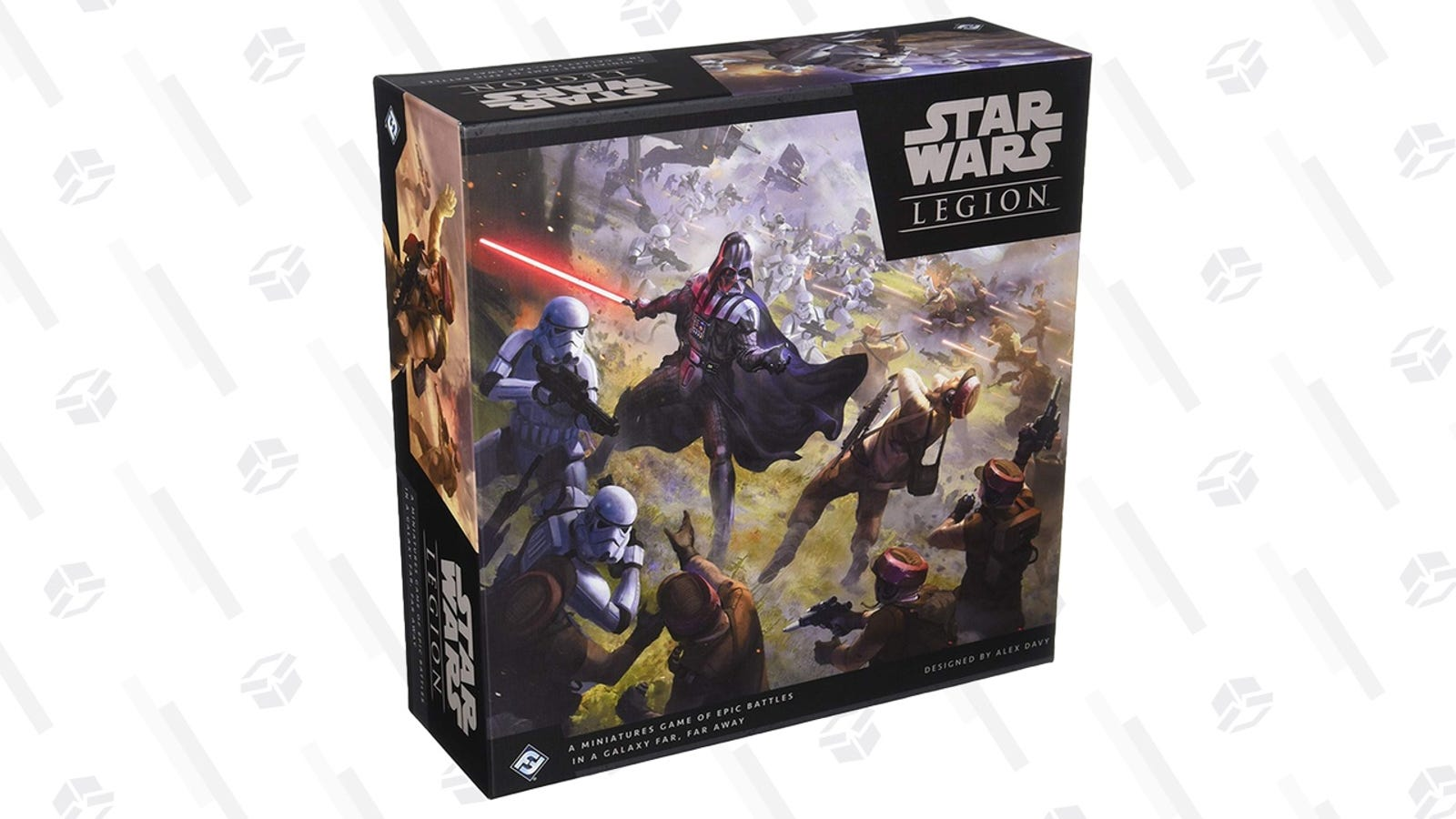Start Building Your Star Wars: Legion Tabletop Army With This Discounted Core Set