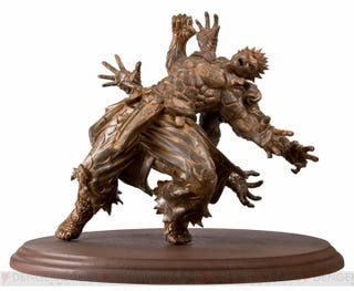 Illustration for article titled This Asura's Wrath Figure Will Punch Your Face In