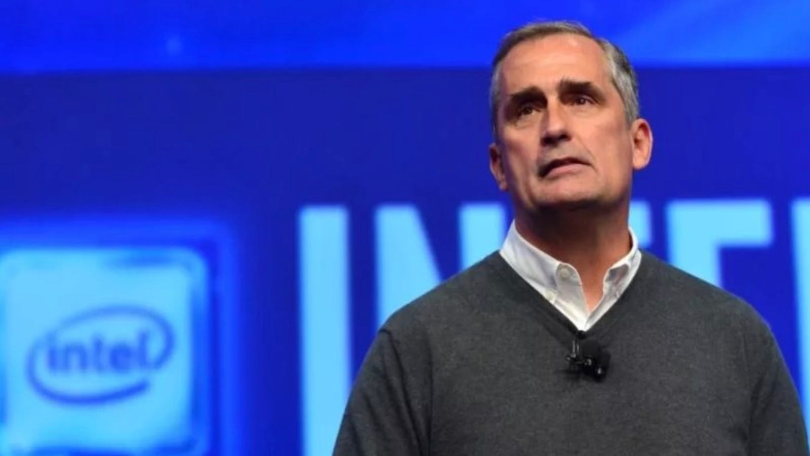 Intel CEO Brian Krzanich Quits After Investigation Into Total Boner Move