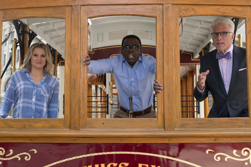 5678d81e757 Kristen Bell, William Jackson Harper, Ted Danson (Photo: Colleen Hayes/NBC