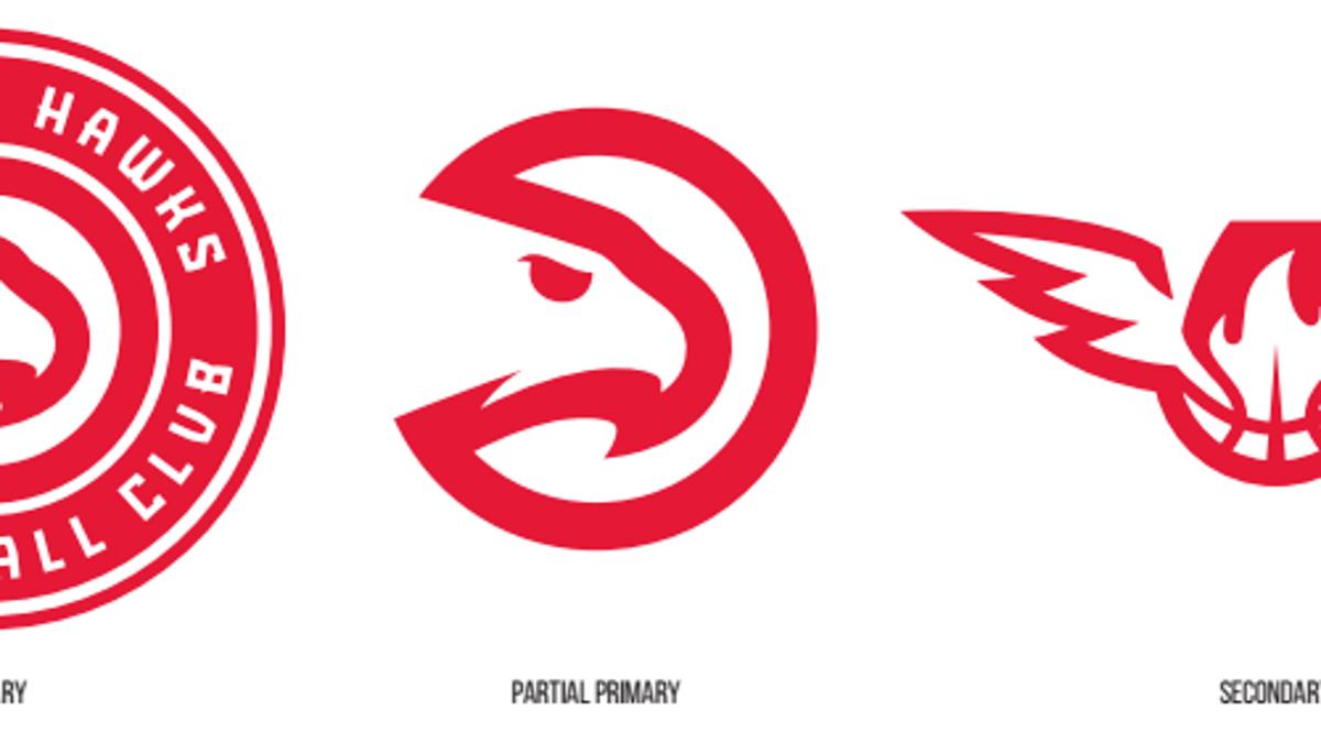 Atlanta hawks unveil new logos buycottarizona